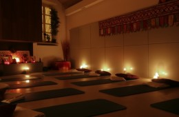 ParmaYOGA's new studio: