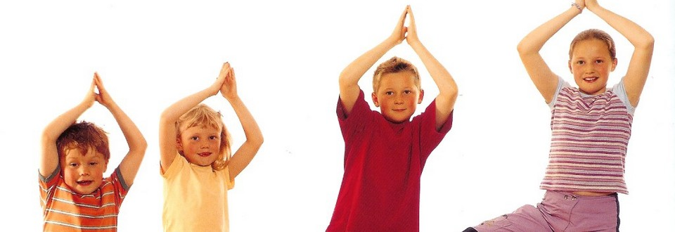 New: Kids Yoga in English