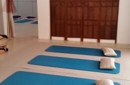 Sala yoga e relax