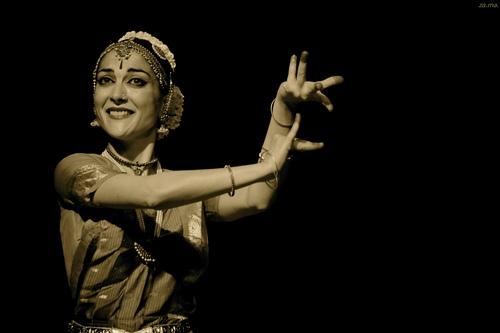 danza indiana bharatanatyam alessandra pizza