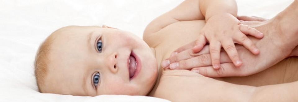 NOVITA'! Corso di Massaggio Baby