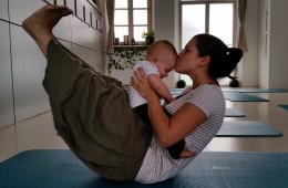 Yoga mamma-baby 2014