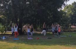 Yoga in Cittadella – Estate 2016
