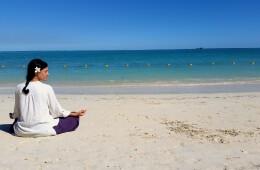 Meditazione a Mauritius – estate 2015