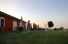 Yoga in agriturismo – Giugno 2016 (2)