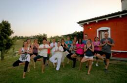 Yoga in agriturismo – Giugno 2016
