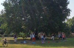 Yoga in Cittadella – Estate 2016