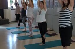 Yoga in gravidanza – Giugno 2016